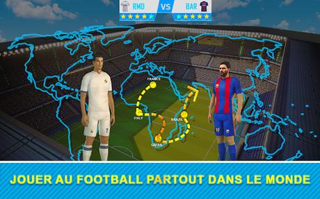 Télécharger Gratuit Champion de football Football Kick APK MOD (Astuce) screenshots 4