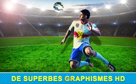 Télécharger Gratuit Champion de football Football Kick APK MOD (Astuce) screenshots 5