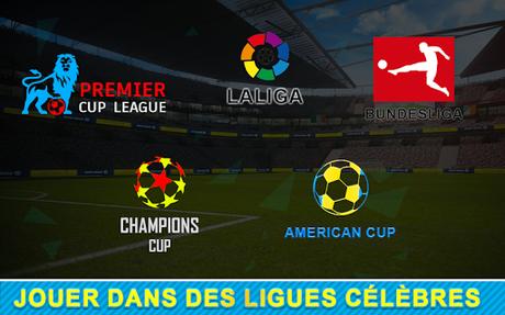 Télécharger Gratuit Champion de football Football Kick APK MOD (Astuce) screenshots 3