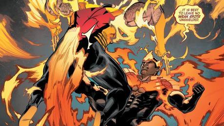 Illustration de Avengers #43