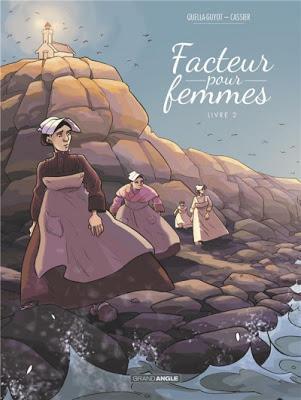 LE PODCAST LE BULLEUR PRESENTE : FACTEUR POUR FEMMES livre 2