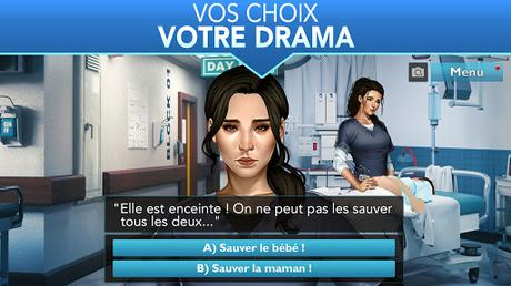 Code Triche Is It Love? Blue Swan Hospital - Choose your story APK MOD (Astuce) 2