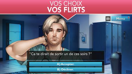 Code Triche Is It Love? Blue Swan Hospital - Choose your story APK MOD (Astuce) 1