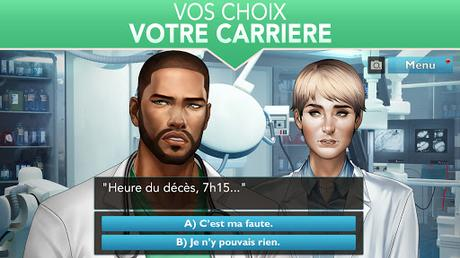 Code Triche Is It Love? Blue Swan Hospital - Choose your story APK MOD (Astuce) 4