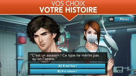 Code Triche Is It Love? Blue Swan Hospital - Choose your story APK MOD (Astuce) 3