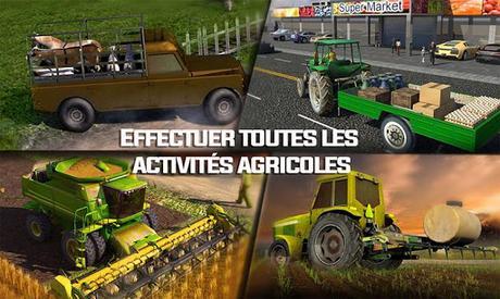 Télécharger Gratuit Expert simulateur d'élevage jeux de ferme 2018 APK MOD (Astuce) 1
