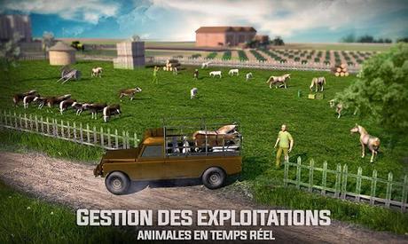Télécharger Gratuit Expert simulateur d'élevage jeux de ferme 2018 APK MOD (Astuce) 2