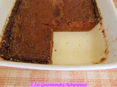Clafoutis express au chocolat (Vegan)