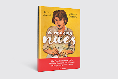 A mains nues   -  Leila Slimani / Clément Oubrerie
