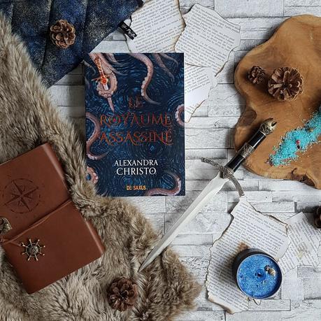 Le Royaume assassiné - Alexandra Christo