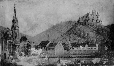 Thann en 1600