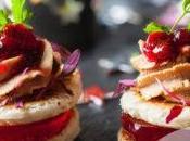 foie gras dans desserts