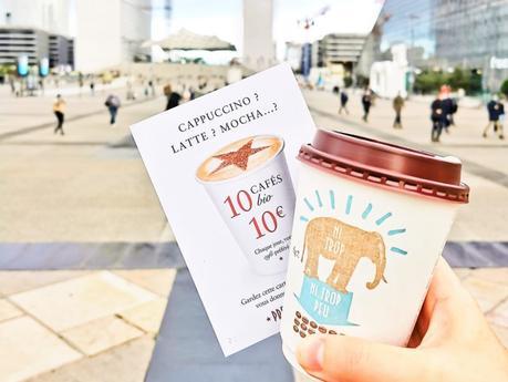10 cafés/thés bio pour 10 euros !