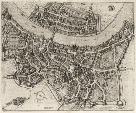 Bâle au 16e siècle