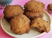 Biscuits express noix sans sucre (Vegan)