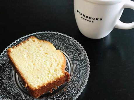 Mon cake au citron comme Pierre Hermé