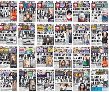 British tabloids and (in)tolerance