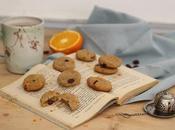 Biscuits semoule, raisins fleur d'oranger