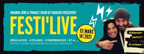 {Bookscritics Blabla} Festi'Live & moi – @Bookscritics