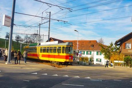 Le tramway de Bâle © French Moments