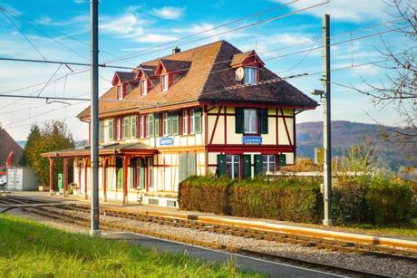 Gare de Leymen © French Moments