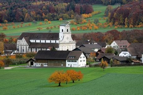 L'abbaye de Mariastein © Roland Zumbühl - licence [CC BY-SA 3.0] from Wikimedia Commons