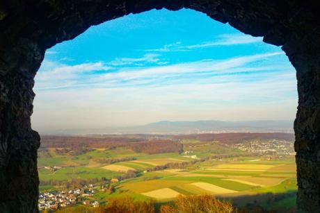 Vue sur le Sundgau © French Moments
