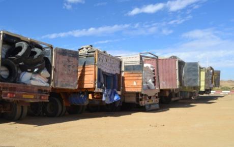 Commerce de Troc frontalier avec le Niger et le Mali : Des échanges d'une valeur de plus de 170 millions DA