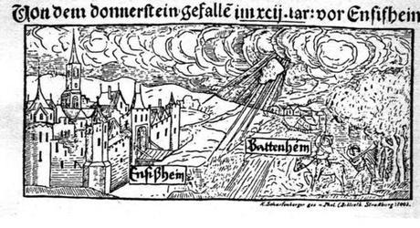 La météorite d'Ensisheim