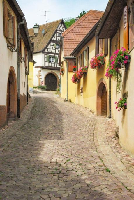 Rue de Saint-Marc, Gueberschwihr © French Moments