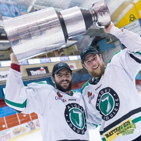 La LNAH démystifiée : Danick Malouin, concilier le travail de prof et le hockey