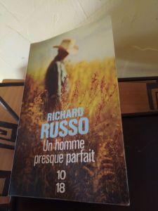 Un homme presque parfait de Richard Russo