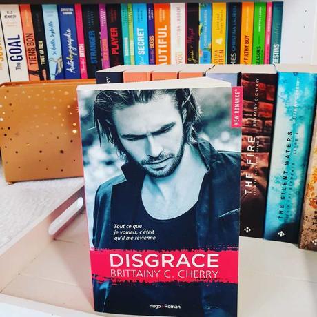 Disgrace | Brittainy C. Cherry