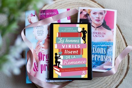 Les hommes virils lisent de la romance – Lyssa Kay Adams