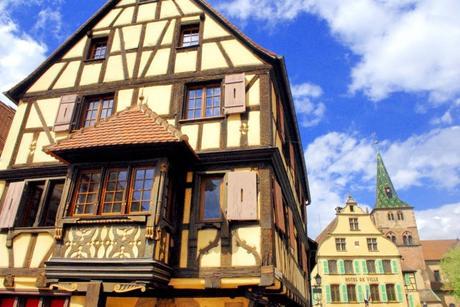 Maison à colombages, Turckheim © French Moments