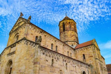 Autour de Strasbourg - l'église romane de Rosheim © French Moments