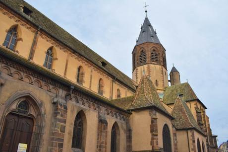L'église Saint-Georges de Haguenau © French Moments