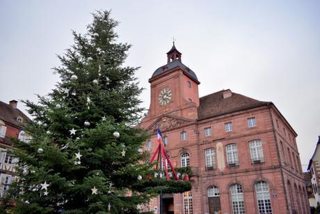La place de la République à Wissembourg © French Moments