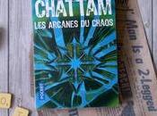 arcanes chaos Maxime Chattam