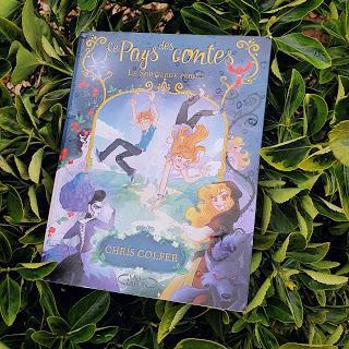 Le pays des contes, tome 1 : Le sortilège perdu de Chris Colfer