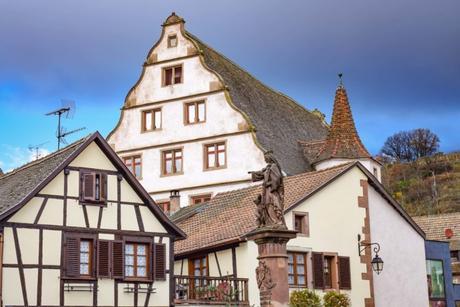 L'ancien hôtel d'Andlau © French Moments