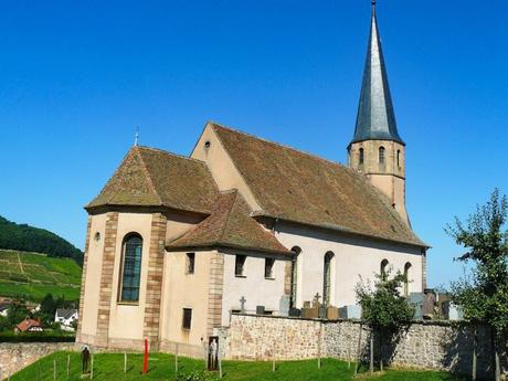 Chapelle Saint André © Bernard Chenal - licence [CC BY-SA 4.0] from Wikimedia Commons