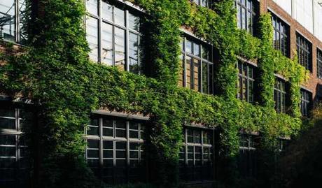 Tbilissi : une ancienne maison d'édition époque soviétique réhabilitée en hôtel