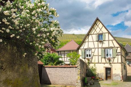 Turckheim, Alsace © French moments