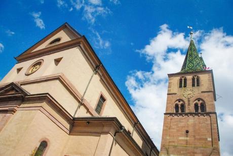 Eglise Sainte-Anne de Turckheim © French Moments