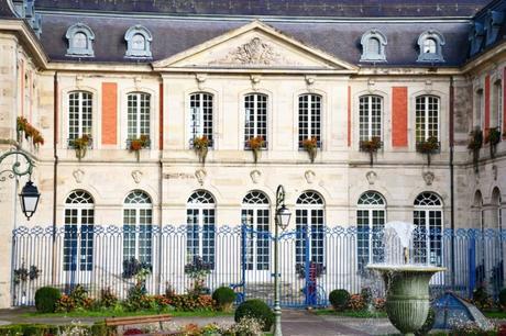Palais abbatial de Remiremont © French Moments
