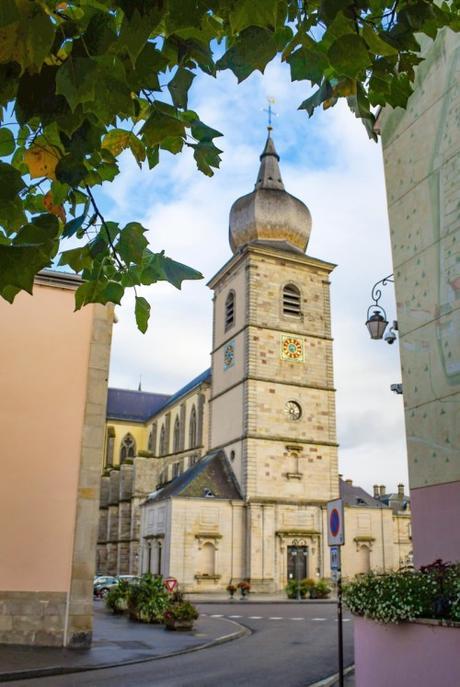 Eglise abbatiale de Remiremont © French Moments