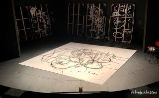 La tragédie d'Hamlet mise en scène par Guy-Pierre Couleau