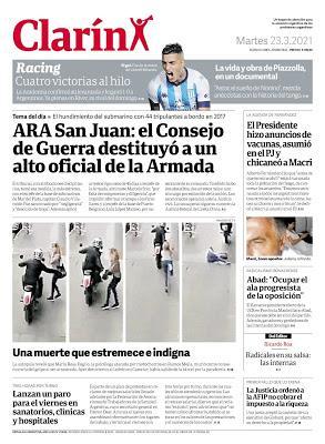 ARA San Juan: le Conseil de Guerre a la main légère [Actu]