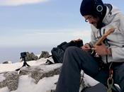 [VIDÉO] Kwoon solo l'aiguille Triolet (massif Mont Blanc).